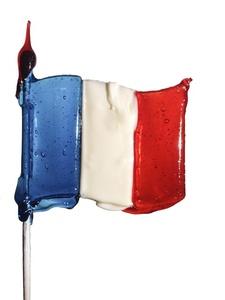 LOLLIPOP French flag