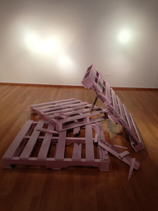 Untitled (Pallets)