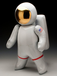 Inflatable Astronaut