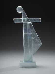 Clear Standing Figure