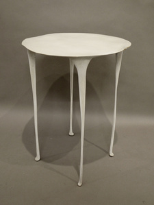 Huashan Project –Round Tea Table with Four Legs