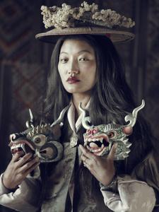 XXIX 2, Sonam, Gantey, Bhutan