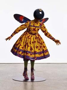 Butterfly Kid (girl)