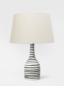 Spiraled lamp