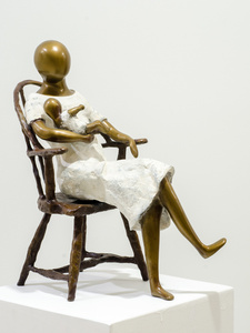 Mother on Chair