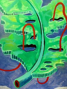 Leaf Artery