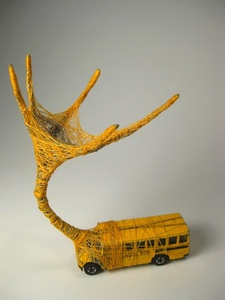 NFI Lab Sample: Yellow Bus