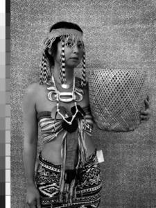 Cargo Cults: Basket Woman