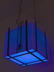 Mondrian Corian (blue)