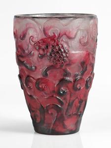 """""""Lions"""" Vase"""