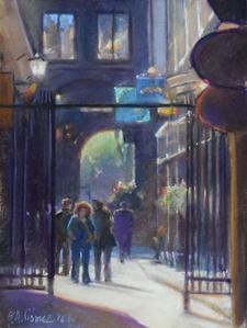 Le Passage, Pres de St. Germain