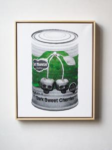 Dark Sweet Cherries