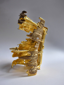 Gold Sculpture