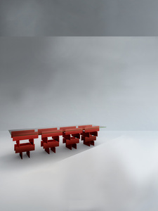 Urushi Project, Dining Table