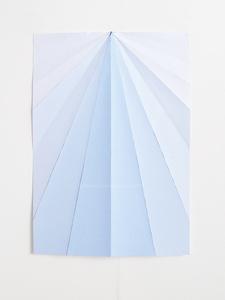 Blue Paperplane