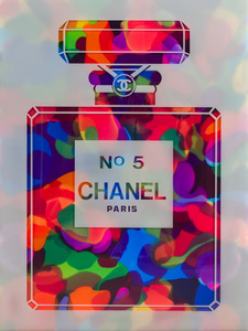 Chanel Multi Color