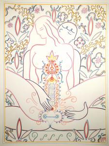 Harmonic Awakening of the Living Temple - Golden Vibration