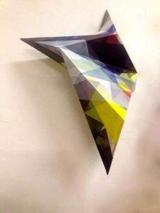 o.T. (object), ca. 120 x 60 x 40 cm