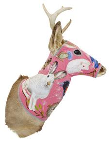 Deer Head - Pink