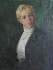 Smorodinova´s portrait