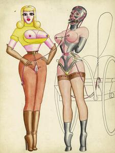 The Bondage Society N. 4, 1982