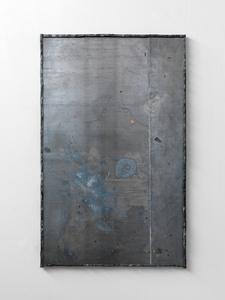 """Untitled - Dalle serie """"Piombi specchio"""" 1972-2000 (studio per camera da toilette per signora)"""
