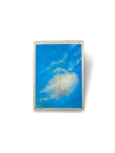 Moments of Sky Brooch 3