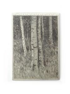 Forest Homage Brooch I