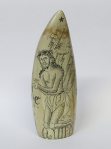 Water Rights (Scrimshaw)
