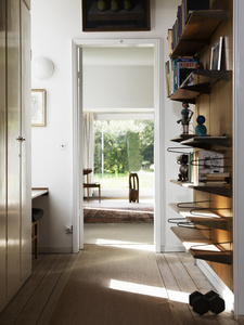 Finn Juhl House, Hallway
