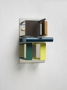 Double Mirrors (With Yellow & Green)