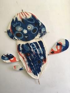 Mouse Lady kite