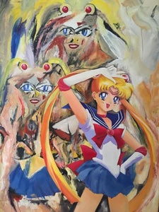 From the DeMooning series (Sailor Moon)