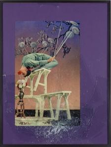 Balance #7 (Girl Acrobat)