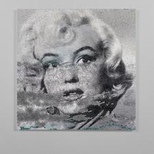 the '60s Memories Monroe 00 [ Marilyn Monroe 00 - White ]