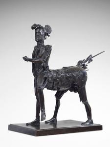 Le centaure hommage à Picasso