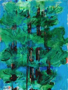 Blue Pines Summer