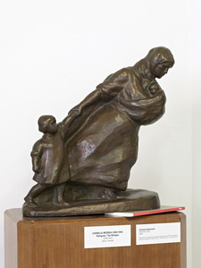 Untitled (sculpture photograph)