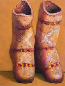 Afghani Socks