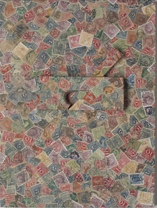 Untitled (Stamps)