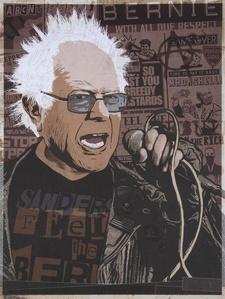 Bernie So Punk