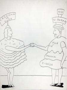 Lasanha de ouro / Golden Lasagna