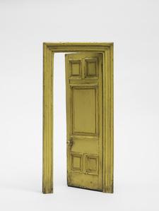 Small Door (Yellow & Green)