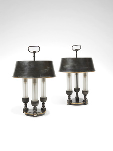 """Pair of Lamps 'Bouillottes"""""""