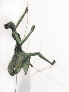 Climber - Legs on the wall