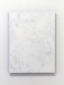 Untitled (White Painting 18-02)