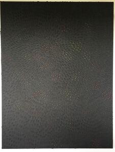 Black Magic (Black Sand SF #6E Mandala, Pattern Ground)