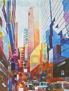 #7 Cityscape - Vertical City