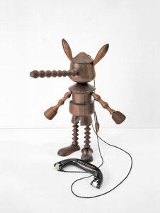 Under wood (Pinocchio)