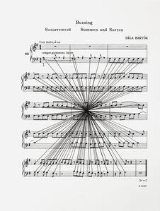 Mass Black Implosion (Mikrokosmos: Buzzing, Bela Bartok)